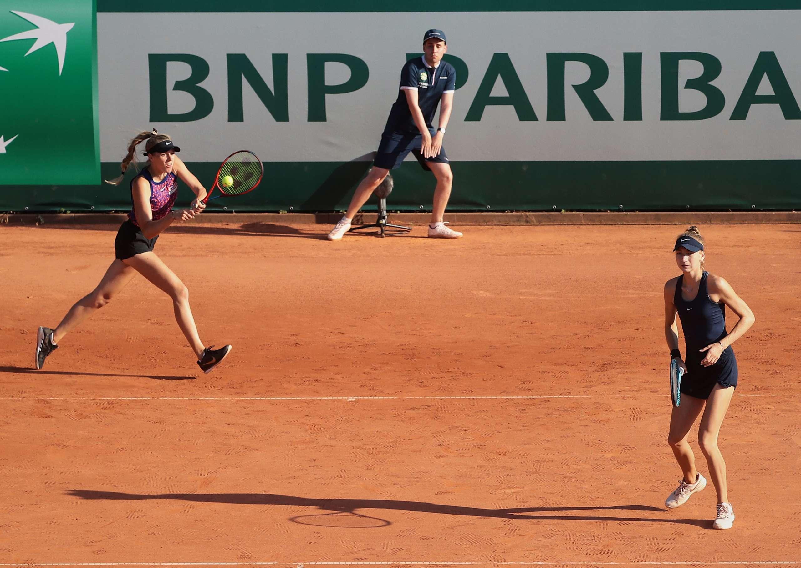 Debiut w turnieju WTA